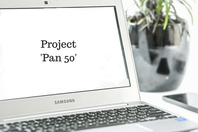 Project Pan 50